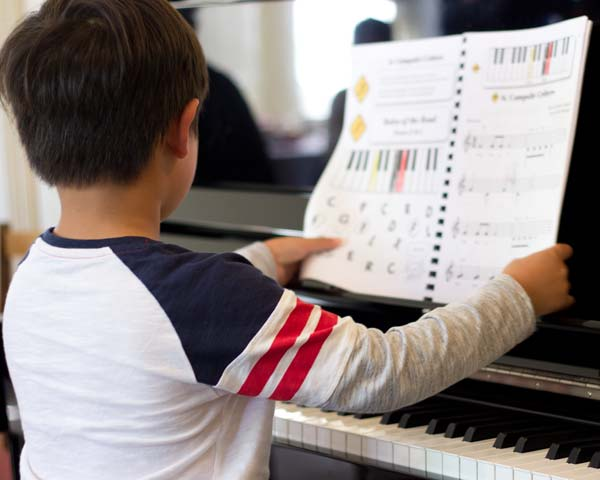 Piano Lessons Chartwell