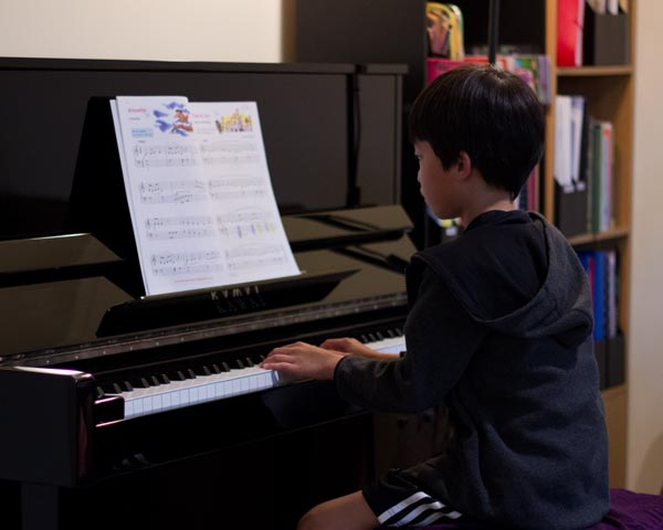 piano lessons Queenwood